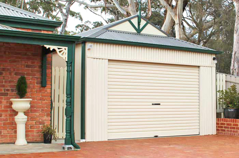 Olympic Industries - Dutch Gable Garage Adelaide