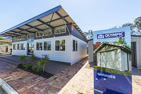Contact Olympic Industries - Head Office & Display Site Para Hills West