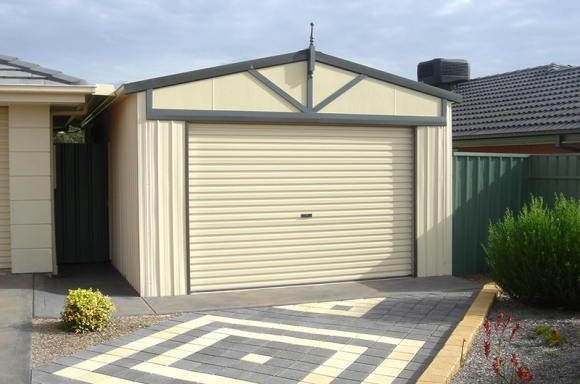 Olympic Industries Garages Adelaide