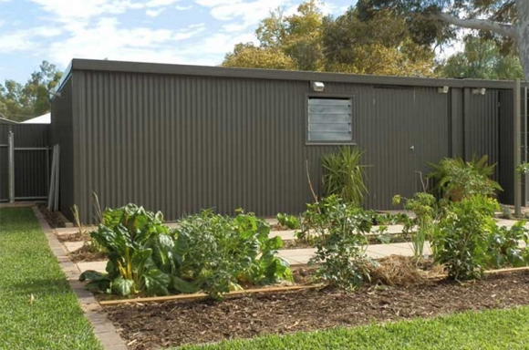 Garden Sheds Pictures