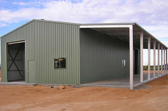 Rural Buildings Olympic Industries Adelaide Sa