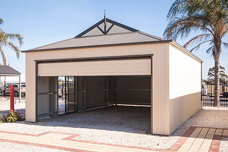 Olympic Industries - Garages & Sheds Adelaide