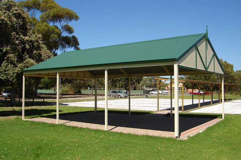 Olympic Industries - Freestanding Carport Adelaide
