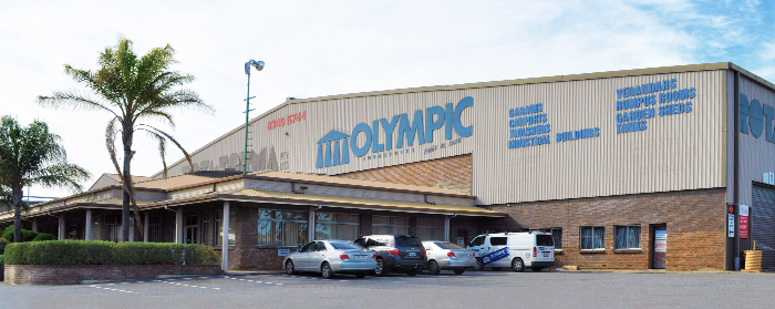 Contact Olympic Industries Head Office, Factory & Display Site Para Hills West
