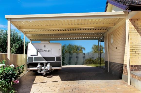 carports verandahs adelaide olympic industries. Black Bedroom Furniture Sets. Home Design Ideas