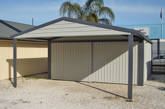 Garages Amp Sheds Adelaide Sa Olympic Industries