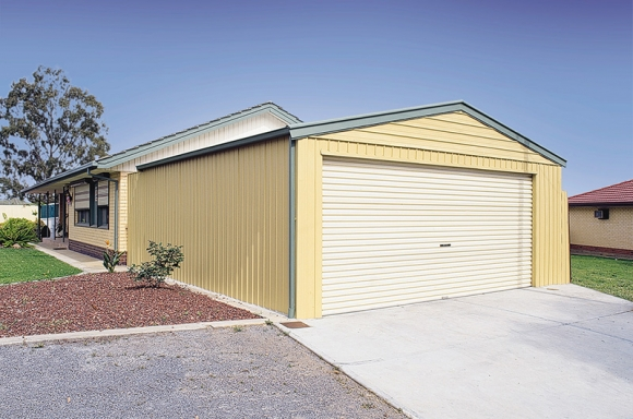 Olympic Industries Garages & Sheds Adelaide