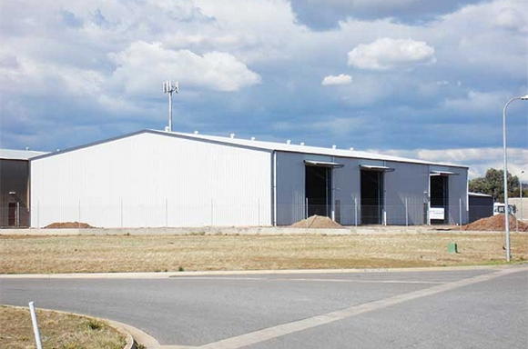 Industrial Buildings Amp Sheds Olympic Industries Adelaide